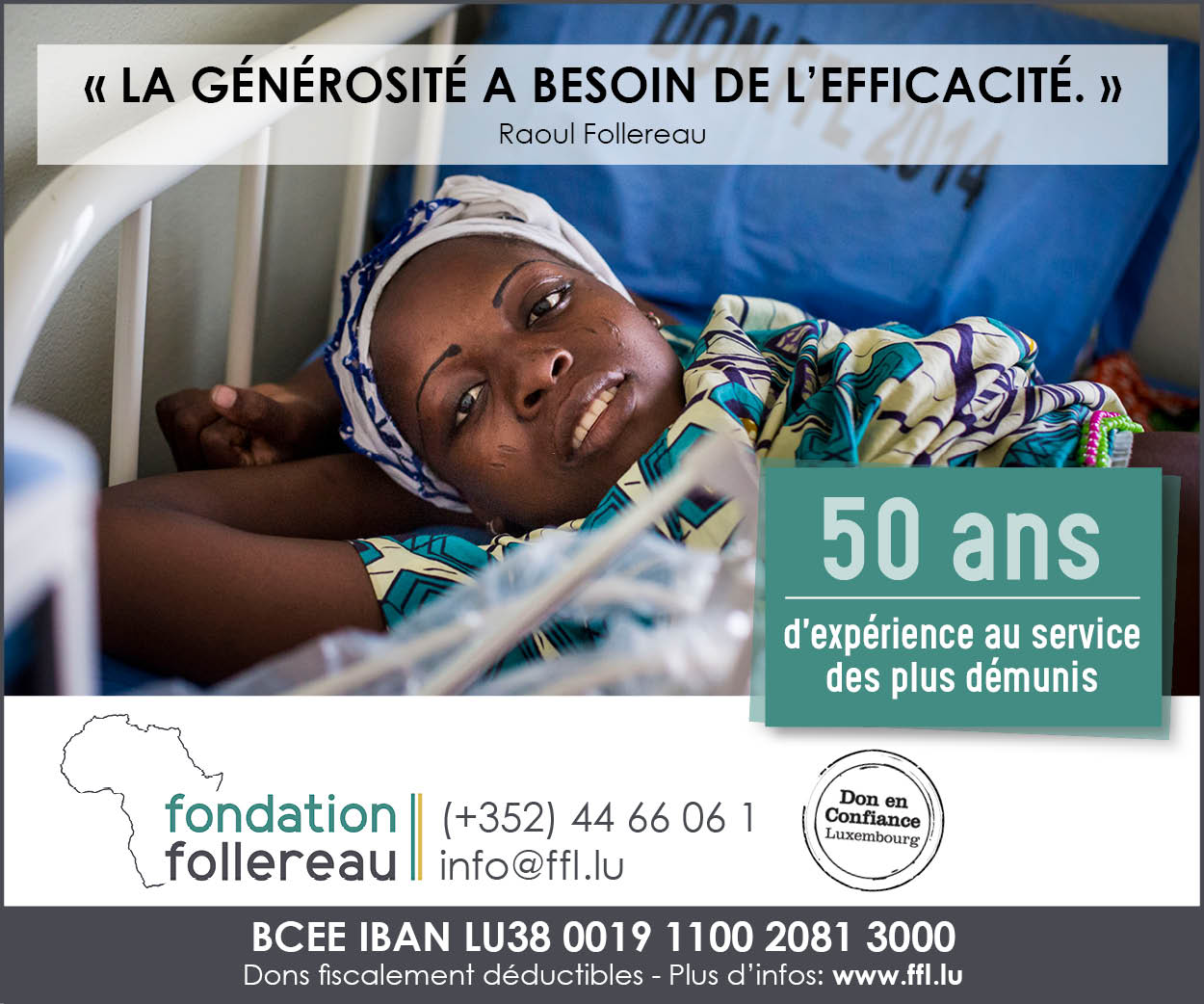 Fondation Raoul Follereau